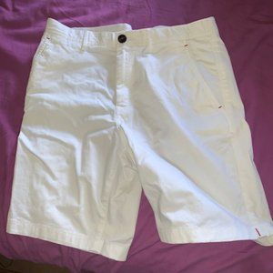 Kenneth Cole White Shorts